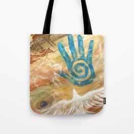 Inner Journey Tote Bag