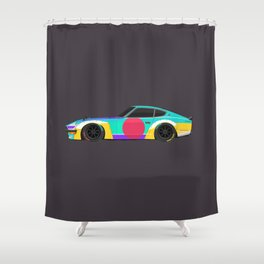 240Z Fairlady Z Shower Curtain