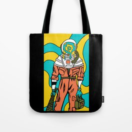 The Cosmonaut  Tote Bag