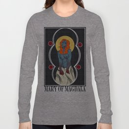 Mary of Magdala Long Sleeve T-shirt