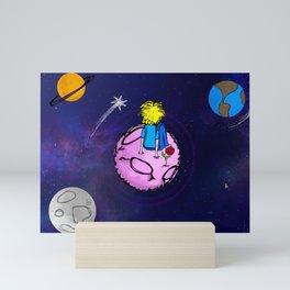 El Principito / The Little Prince Mini Art Print