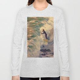 Riding the Sea Long Sleeve T-shirt