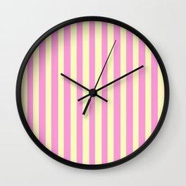 Rose Avenue Wall Clock