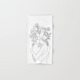 Blossom Hug Hand & Bath Towel