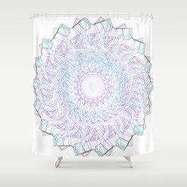 Mandala 22 Shower Curtain