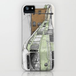 Red Hook iPhone Case