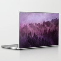 river Laptop & iPad Skins featuring Excuse me, I'm lost // Laid Back Edit by Tordis Kayma