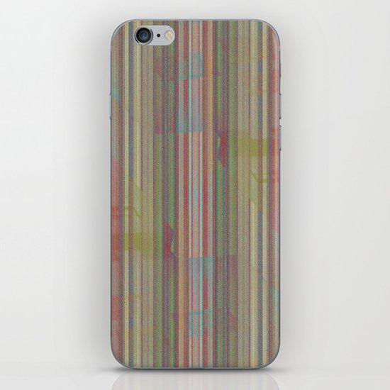 Autotune 5 iPhone & iPod Skin