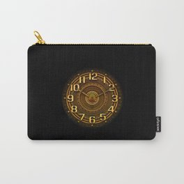 vintage clock_29 Carry-All Pouch
