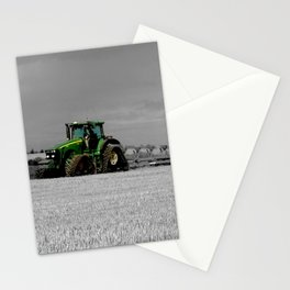 Working the Fields Stationery Cards