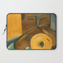 The Trumpet Player Laptop Sleeve