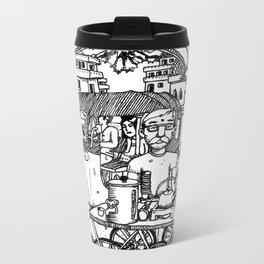 Chai Metal Travel Mug