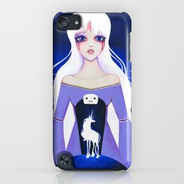 The Last Unicorn iPhone Case