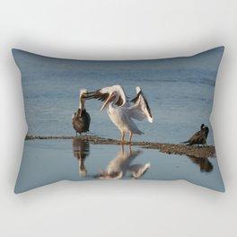 The Empress  Rectangular Pillow