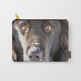 Gaze into my eyes Carry-All Pouch