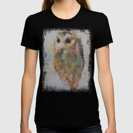 Owl Painting T-shirt