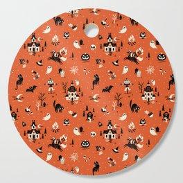 Lil Spookies Cutting Board