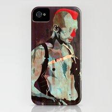 Travis iPhone (4, 4s) Slim Case