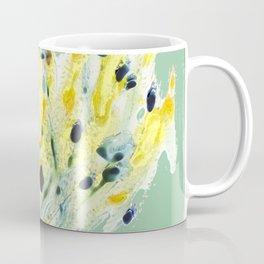 Minty Green Meadow Coffee Mug