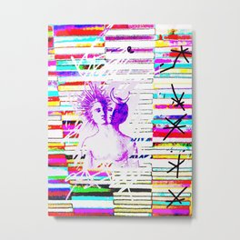 Tracy Porter / Roxy Attic: Birdie Metal Print