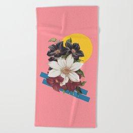 Reinvention I Beach Towel