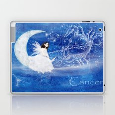 Cancer & The Moon Fairy Laptop & iPad Skin
