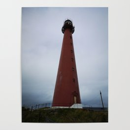 Andenes Lighthouse Poster