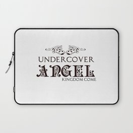 Undercover Angel: Kingdom Come Series Laptop Sleeve