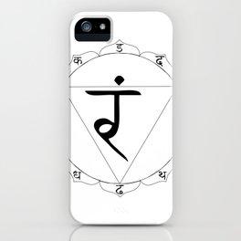 Manipura or manipuraka iPhone Case