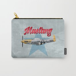 Mustang Heaven Sent Carry-All Pouch