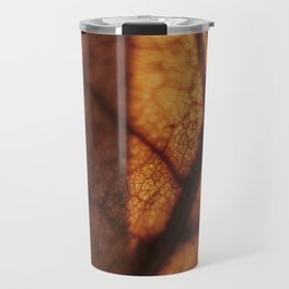 Macrotopia vegetal Travel Mug