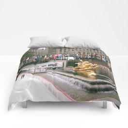 Rockefeller Comforters