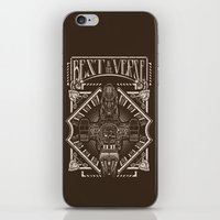 verse iPhone & iPod Skins featuring Best in the 'Verse by Buzatron