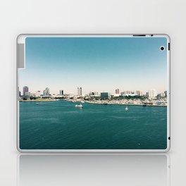 Dowtown Long Beach Laptop & iPad Skin