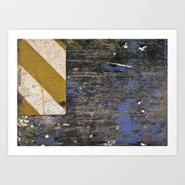 Waggon Art Print