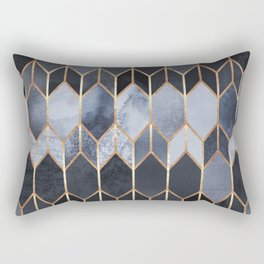 Stained Glass 4 Rectangular Pillow