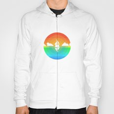 Sunset Sailing Hoody