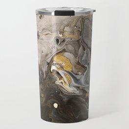 Acrylic pour #1 Travel Mug