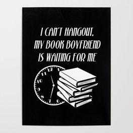 Book Boyfriend Poster