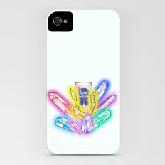 Party Crystals Slim Case iPhone (4, 4s)