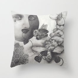Arcanus Evanescens Throw Pillow
