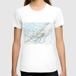 Key Largo Octopus T-shirt