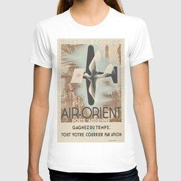 Vintage poster - Air-Orient T-shirt