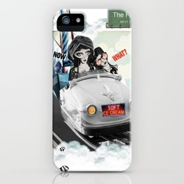 _ FUTURE iPhone Case