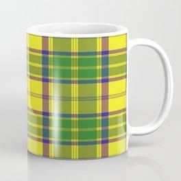 Checkered style Coffee Mug
