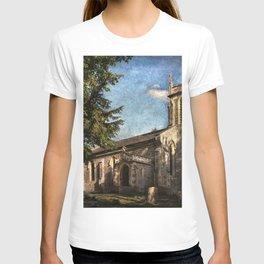 St Nicholas Church Sulham T-shirt
