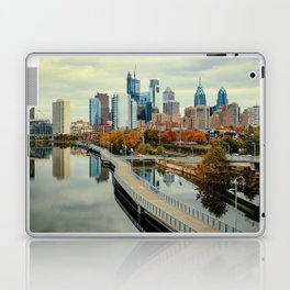 Philadelphia Fall Skyline Laptop & iPad Skin