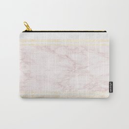 Pastel Marble Composition #7 Carry-All Pouch