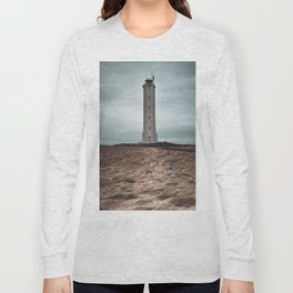 The Malariff Lighthouse Long Sleeve T-shirt