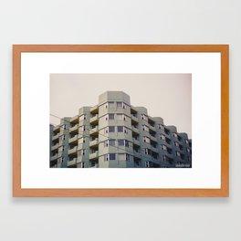 San Francisco Framed Art Print